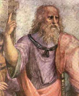 Plato, by Raphael (1510)